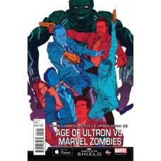 Age of Ultron vs. Marvel Zombies # 1F