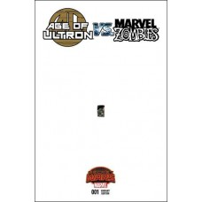 Age of Ultron vs. Marvel Zombies # 1G Pat Broderick 1:15 Ant-Sized Cover
