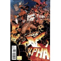 Age of X: Alpha # 1A Chris Bachalo Regular Cover