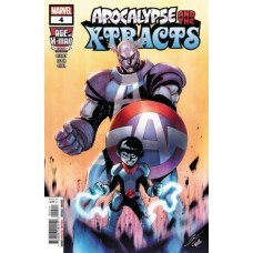 Age of X-Man: Apocalypse and the X-Tracts # 4