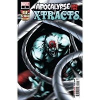 Age of X-Man: Apocalypse and the X-Tracts # 2A Regular Gerardo Sandoval Cover