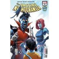Age of X-Man: The Amazing Nightcrawler # 4