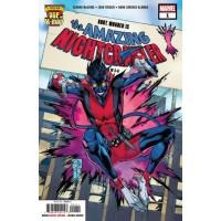 Age of X-Man: The Amazing Nightcrawler # 1A Regular Shane Davis Michelle Delecki Federico Blee Cover