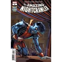Age of X-Man: The Amazing Nightcrawler # 5
