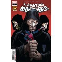 Age of X-Man: The Amazing Nightcrawler # 2A Regular Shane Davis Michelle Delecki & Frank D'Armata Cover