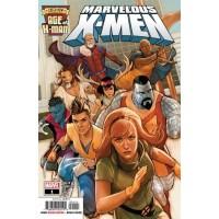 Age of X-Man: The Marvelous X-Men # 1A