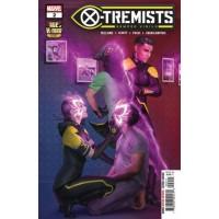 Age of X-Man: X-Tremists # 2A Rahzzah Regular Cover