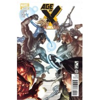 Age of X: Universe # 2
