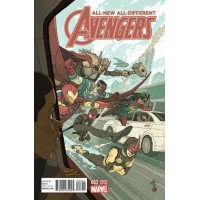 All-New, All-Different Avengers, Vol. 1 # 3C