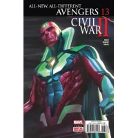 All-New, All-Different Avengers, Vol. 1 # 13A Alex Ross Regular Cover