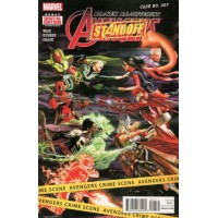 All-New, All-Different Avengers, Vol. 1 # 7A Alex Ross Regular Cover