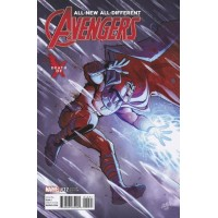 All-New, All-Different Avengers, Vol. 1 # 12D Death of X Variant Cover