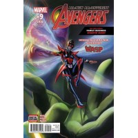 All-New, All-Different Avengers, Vol. 1 # 9A Alex Ross Regular Cover