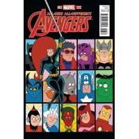 All-New, All-Different Avengers, Vol. 1 # 3B