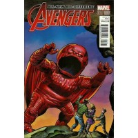 All-New, All-Different Avengers, Vol. 1 # 1H Kirby Monster Variant