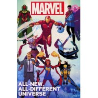 All-New, All-Different Marvel Universe # 1