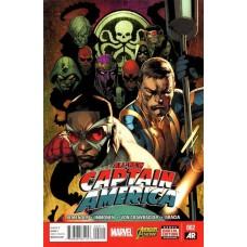 All-New Captain America # 2A Regular Stuart Immonen Cover