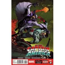All-New Captain America # 6A Regular Stuart Immonen Cover