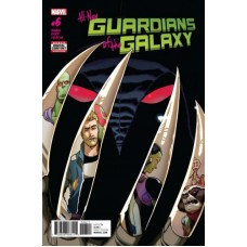 All-New Guardians of the Galaxy # 6