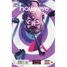 All-New Hawkeye, Vol. 1 # 4