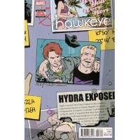 All-New Hawkeye, Vol. 2 # 3A Ramón K. Pérez Regular Cover