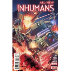 All-New Inhumans # 4