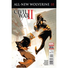 All-New Wolverine # 10