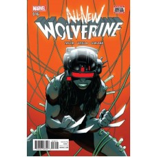All-New Wolverine # 16A Regular David Lopez Cover
