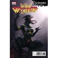 All-New Wolverine # 18C Variant Francesco Mattina Venomized Cover