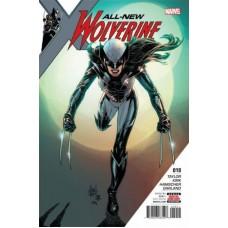 All-New Wolverine # 19A Regular Adam Kubert Cover