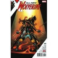 All-New Wolverine # 20A Regular Adam Kubert Cover