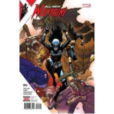 All-New Wolverine # 23