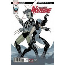 All-New Wolverine # 25A Regular Terry Dodson Cover