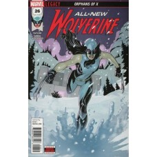 All-New Wolverine # 26