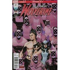 All-New Wolverine # 27