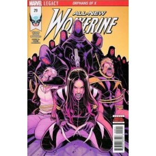 All-New Wolverine # 29