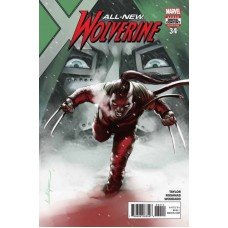 All-New Wolverine # 34