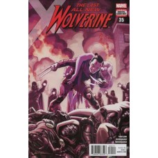 All-New Wolverine # 35A Regular David Lopez Cover