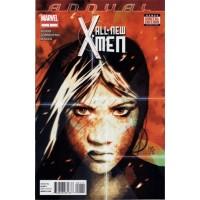 All-New X-Men Annual # 1A Regular Andrea Sorrentino Cover