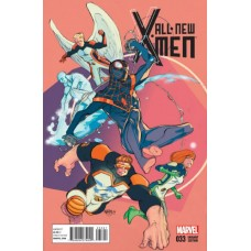 All-New X-Men, Vol. 1 # 33D Pasqual Ferry Variant Cover
