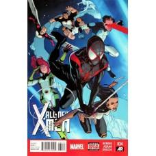 All-New X-Men, Vol. 1 # 34A Regular Mahmud Asrar Cover