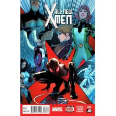 All-New X-Men, Vol. 1 # 35A Regular Sara Pichelli Cover