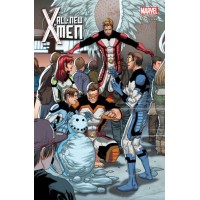All-New X-Men, Vol. 1 # 35B Star Wars 'Welcome Home' Variant