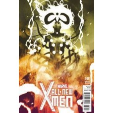 All-New X-Men, Vol. 1 # 38C Andrea Sorrentino Cosmically Enhanced Variant Cover