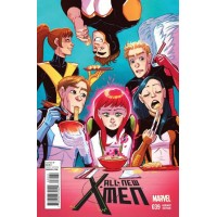 All-New X-Men, Vol. 1 # 39C Women of Marvel Variant Cover