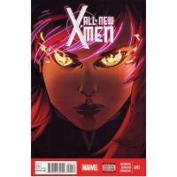 All-New X-Men, Vol. 1 # 41A Regular Mahmud Asrar Cover