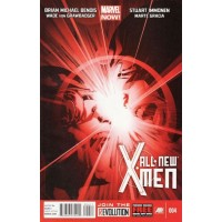 All-New X-Men, Vol. 1 # 4A Regular Stuart Immonen Cover