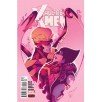 All-New X-Men, Vol. 2 # 12A Mark Bagley Regular Cover