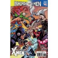 All-New X-Men, Vol. 2 # 17A Regular Mark Bagley Cover