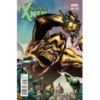 All-New X-Men, Vol. 2 # 1C Jack Kirby Monster Variant Cover